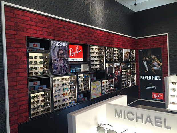 ray ban store  Global Ray-Ban and Oakley promotions prove to be huge hit