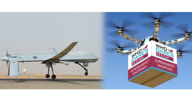 Who dares drone 620