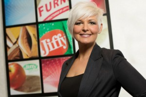 Fiona MacDougall, sales and marketing director, Jiffy