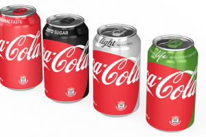 Coke NEW Cans