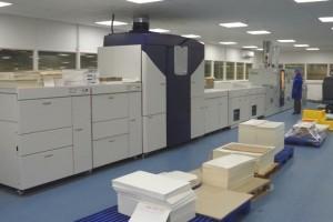 Alexir Partnership Xerox iGen