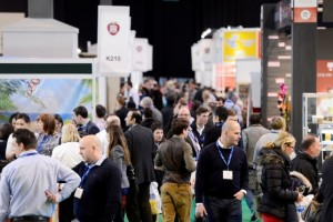 Foodex 2015 crowd