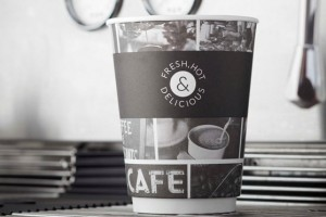 Huhtamaki Sorello cup