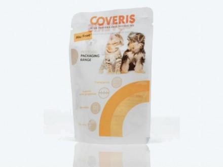 Coveris aluminium-free pouch