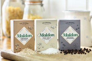 Maldon New Packaging