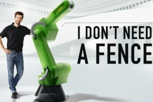 Collaborative robots are bringing the fences down in manufacturing and production facilities all over the world_Small