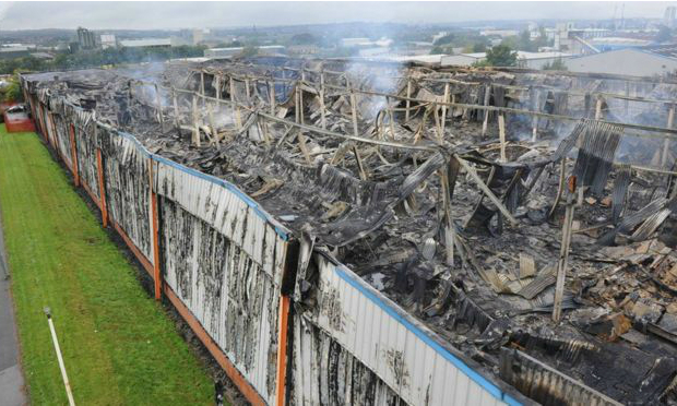 Allied Glass Launches Investigation Into Catastrophic Fire