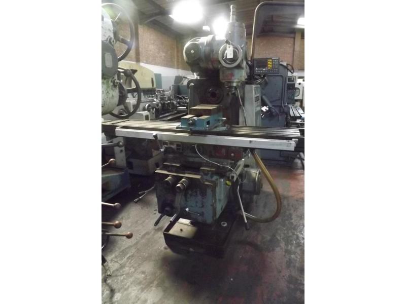 Elliot 70 Milling Machine