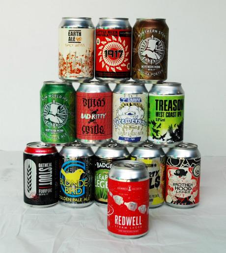 Indie Beer Can Festival winners to commercially can beer