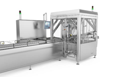 Multivac presents efficient and controlled syringe feed system