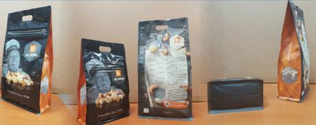 Uflex solves pistachio problem with new gusset pouch